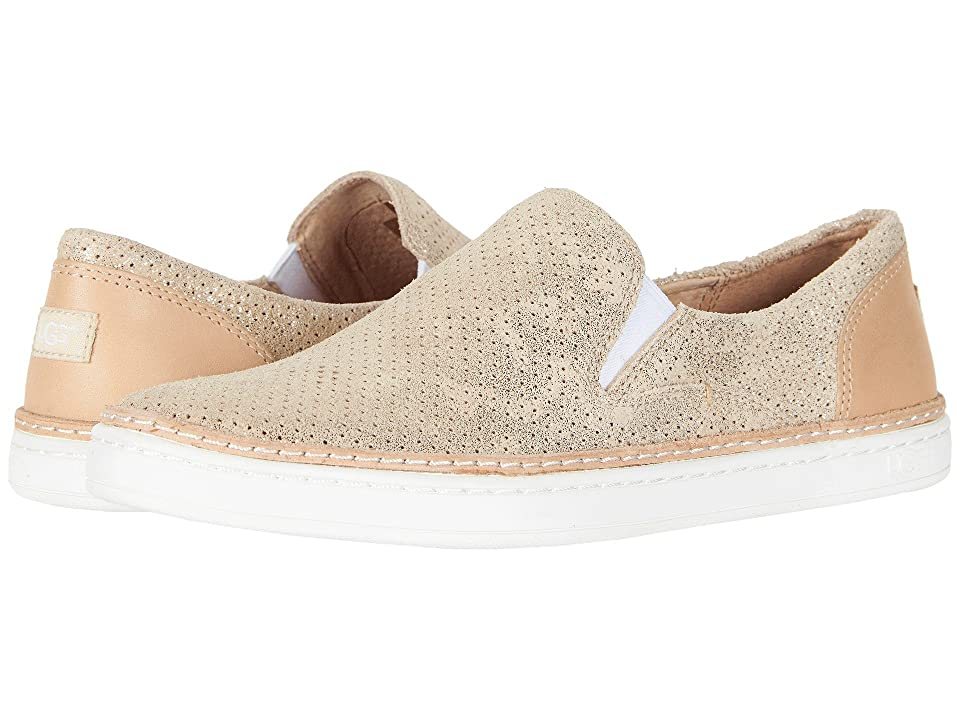 UGG Adley Perforated Stardust (Gold) Women