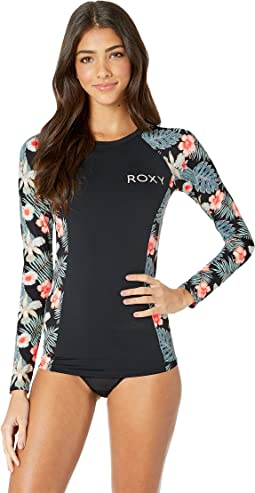 Long Sleeve Fashion Rashguard