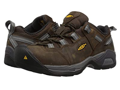 Keen Utility Detroit XT Steel Toe ESD (Cascade Brown/Gargoyle) Men