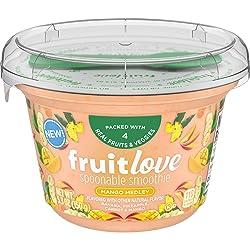 Fruitlove Mango Medley Spoonable Smoothie (5.3 oz Cup & Spoon)