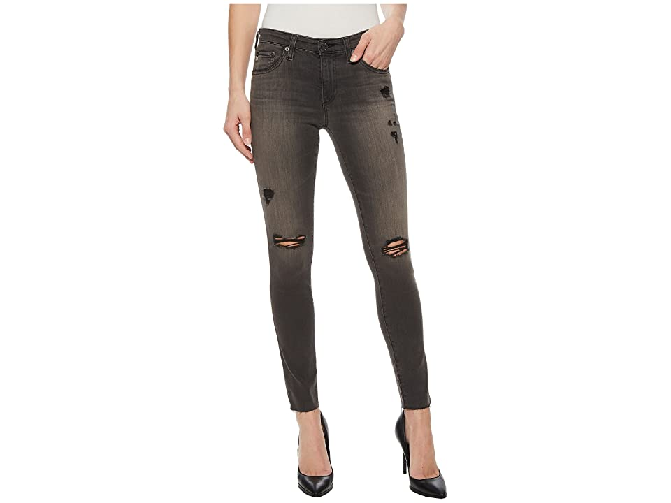 AG Adriano Goldschmied Leggings Ankle in 10 Years Stone Ash (10 Years Stone Ash) Women's Jeans