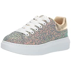 299d0d39ef8 Skechers Women s High Street. Chunky Glitter Fashion Sneaker