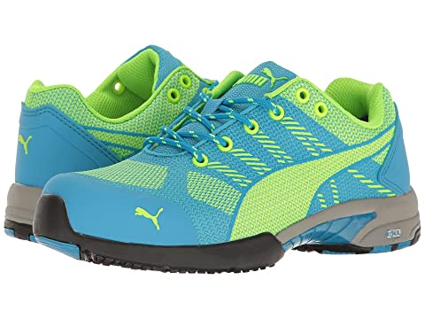 fc32aa5514e PUMA Safety Celerity Knit SD at Zappos.com