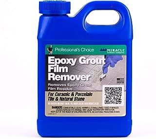 Miracle Sealants EPO REM QT SG Epoxy Grout Film Remover, Quart