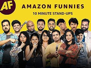 Amazon Funnies – 10 Minute Stand-ups - Season 1