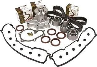 Fits 90-96 Nissan 300ZX Non /& Turbo VG30DE VG30DETT Timing Belt Water Pump Kit