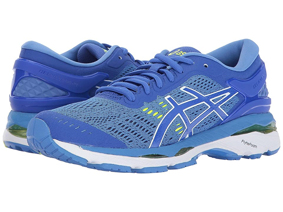 ASICS GEL-Kayano(r) 24 (Blue Purple/Regatta Blue/White) Women