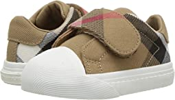 Burberry Kids - Beech Check Trainer (Infant/Toddler)