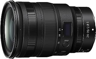 Nikkor Z 24-70 f/2.8 S Lens, Black