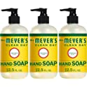 Mrs. Meyer's 3-Pack of 12.5-fl Oz. Clean Day Hand Soap (Honeysuckle)
