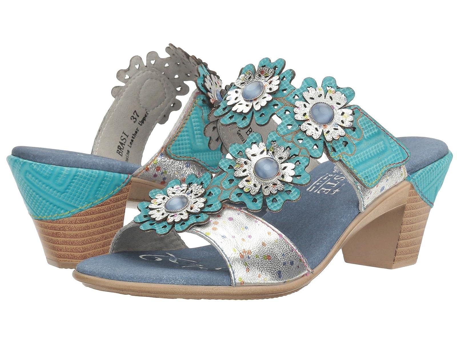 L'Artiste by Spring Step BrasiAtmospheric grades have affordable shoes