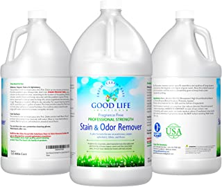 Stain Remover And Odor Eliminator - Mattress, Baby Crib, Pet Bed, Couch, Carpet, Blood, Poop, Vomit, Urine, Incontinence T...
