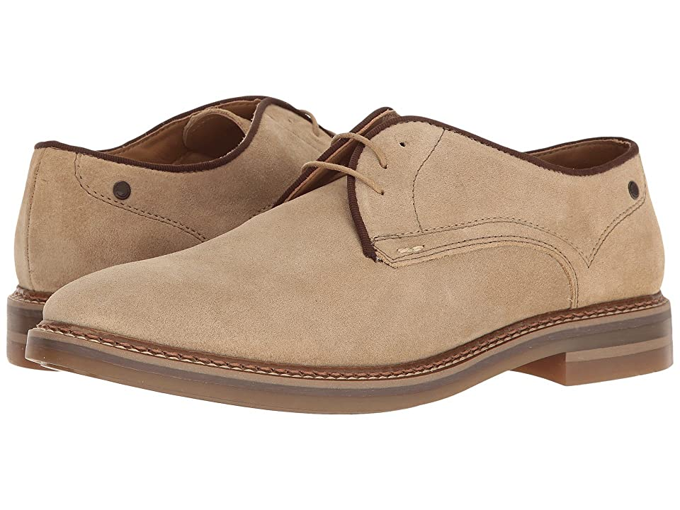 Image of Base London Blake (Taupe) Men's Lace up casual Shoes