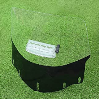XMT-MOTO Windshield Screen Protector W/Air Vent For Honda Goldwing GL1800 2001-2017