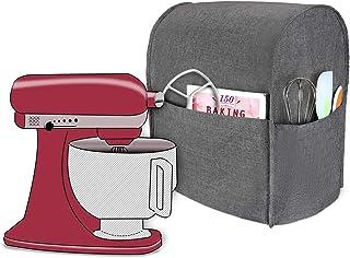 Luxja Housse de Protection Anti-Poussière pour KitchenAid Robot pâtissier et Accessoires supplémentaires (Convient aux 4,3...