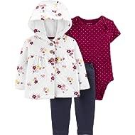 Baby Girls' Cardigan Sets 121g771