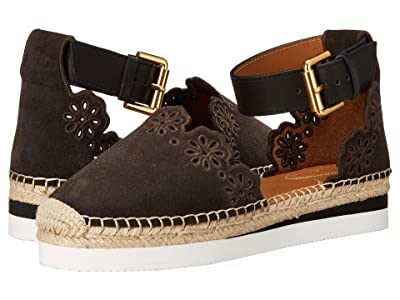 See by Chloe SB30201 (Crosta Grafite/Natural Calf) Women