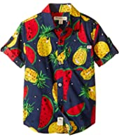 Appaman Kids - Pattern Shirt (Toddler/Little Kids/Big Kids)