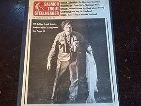 Salmon Trout Steelheader; Magazine, October-november 1973