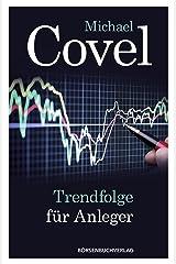 Trendfolge für Anleger (German Edition) Kindle Edition
