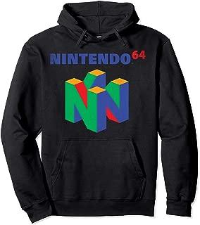 Best n64 hoodie sweatshirt Reviews