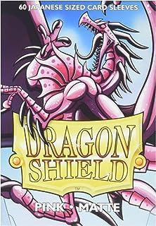 Arcane Tinman Dragon Shield Sleeves - Matte Japanese Pink (60) Card Sleeves