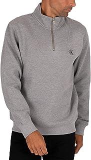 Calvin Klein Jeans Men's Ck Essential Mock Neck Sweater