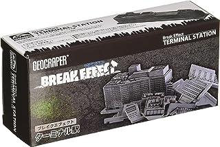 ジオクレイパー Break Effect ターミナルステーション 1/2500製塗装済みスケールモデル