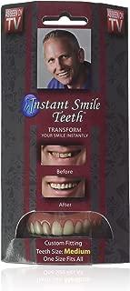 Instant Smile Billy Bob Deluxe Costume Teeth: Medium