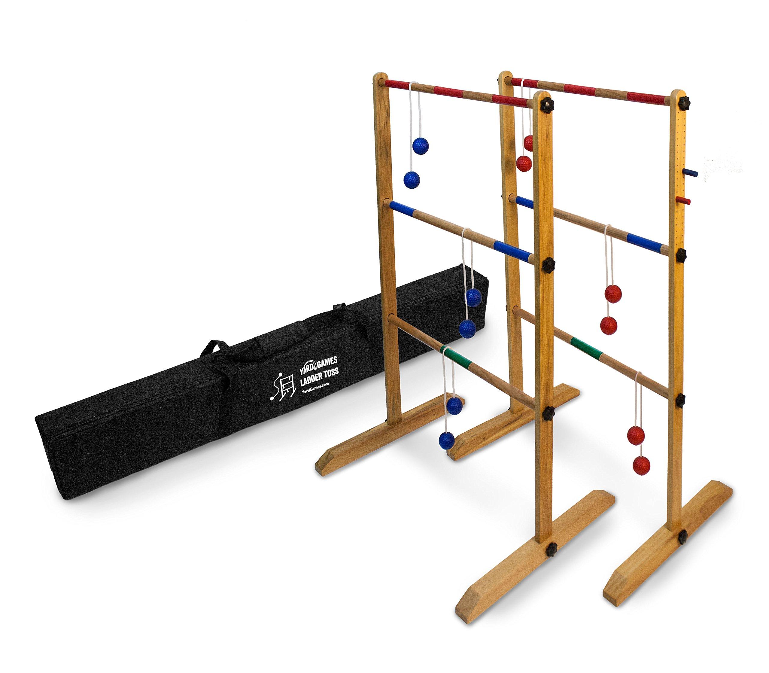 Ladder Toss Double Ball Game
