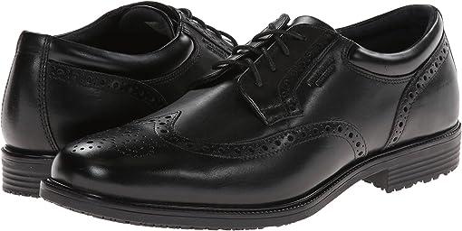 Black WP Leather