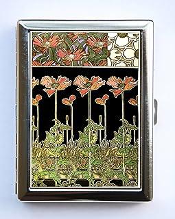 4c38f15c83df Amazon.com: Art Nouveau - Cigarette Cases / Wallets & Bag ...