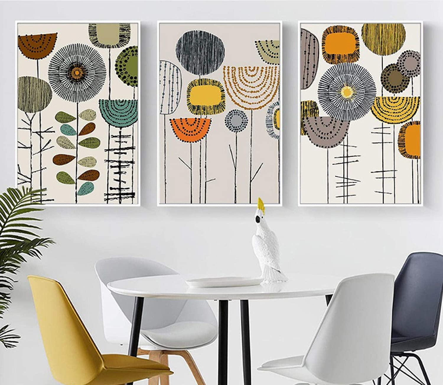 Creative Alternative dealer Abstract online shop Flower Posters and Art Canvas Pai Mural Prints