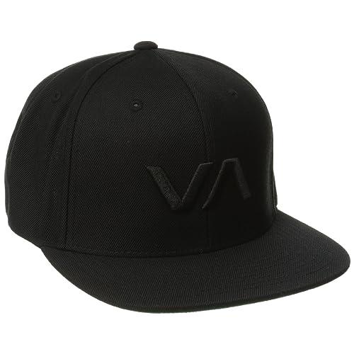 RVCA Men s VA Snapback II Hat f96d00b6de4