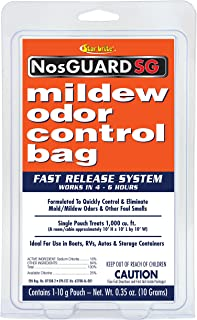 Star brite Mildew Odor Control Bags - Eliminate Mold, Mildew & Other Foul Smells