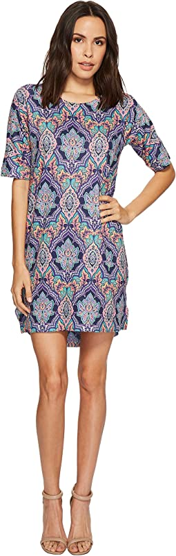 Paisley Sweater Dress