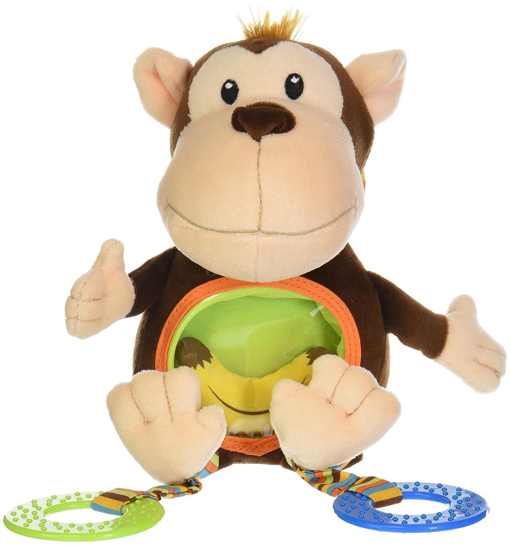 Animal Planet Stroller Toy, Monkey