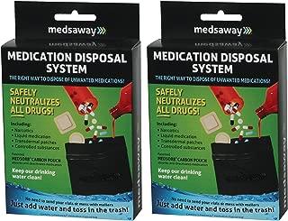 Best medsaway medication disposal system Reviews