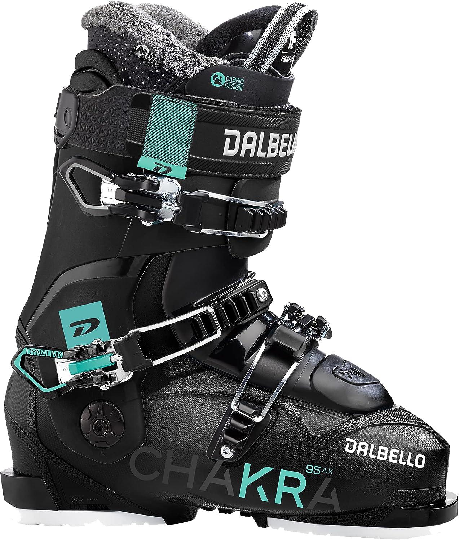 Ultra-Cheap Deals Dalbello 2022 Max 54% OFF Chakra AX Boots Ski Women's 95