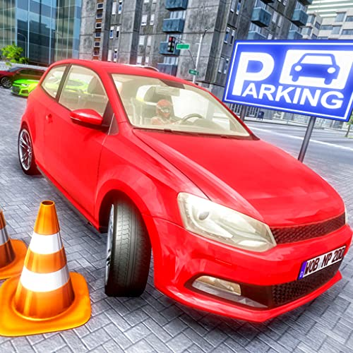 Advance Car Driving Simulationsspiel