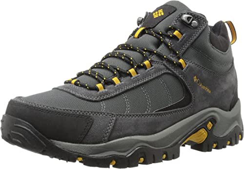 Columbia Hommes's Granite Ridge Mid imperméable grand Hiking chaussures