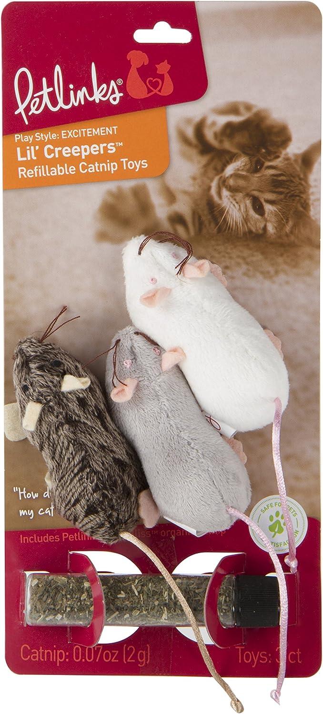 Petlinks Branded goods Refillable Max 57% OFF Catnip Cat Toys