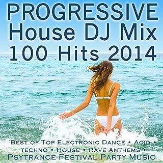 Progressive House DJ Mix 100 Hits 2014 - Best of Top Electronic Dance