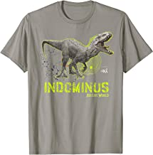Jurassic World Indominus Rex DNA Tech Graphic T-Shirt