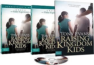 Tony Evans - Raising Kingdom Kids Full Set (Book + DVD + Study Guide)