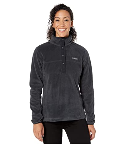 Columbia Benton Springstm 12 Snap Pullover (Black) Women