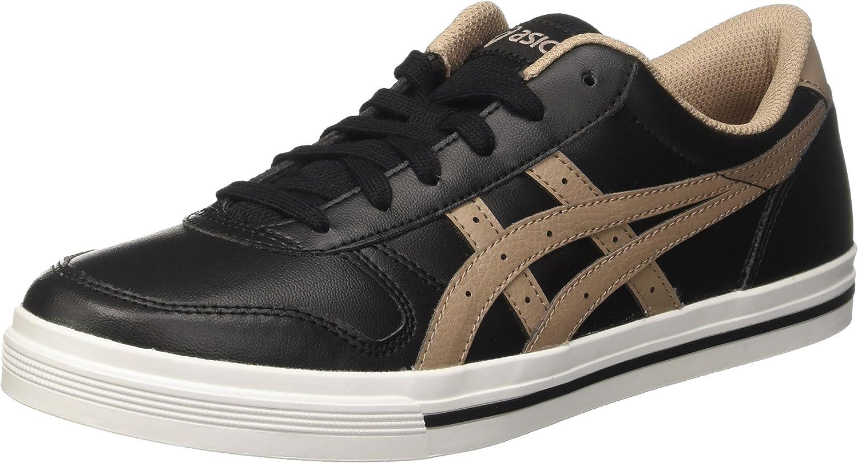 ASICS shoes HY540-9012 Black Aaron