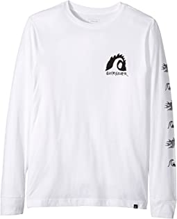 Quiksilver Kids - Venice Bliss Long Sleeve Tee (Big Kids)