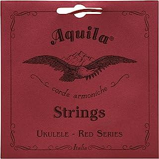 Aquila Red Series AQ-88 Tenor Ukulele Strings - Low G - Set of 4 Strings