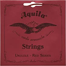 aquila red ukulele strings